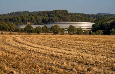 Arena - Palais des sports du Pays d'Aix - Arch. Christophe Gulizzi Architecte - Photo : Lisa Ricciotti