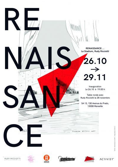 Affiche de l'exposition Renaissance