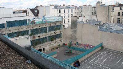 Image du projet de restructuration du multi-équipement Saint-Merri - © Urbane Kultur