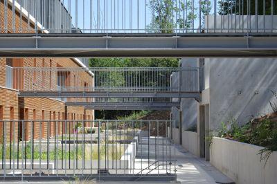 Le Jardin du Côteau - Arch. : Christian Blachot Architecture - Photo : Christian Blachot