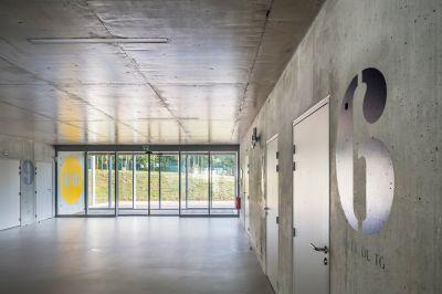 Institut de formation en soins infirmiers - Arch : Philippe Gibert - Photo : Sergio Grazia