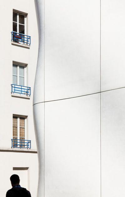 Crèche rue Pierre Budin - Arch. ECDM - Photo : Luc Boegly, Benoît Fougeirol