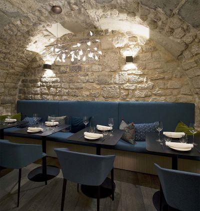 Restaurant Yoshinori - Arch : Alia Bengana, Atelier BEPG - Photo : David Cousin-Marcy