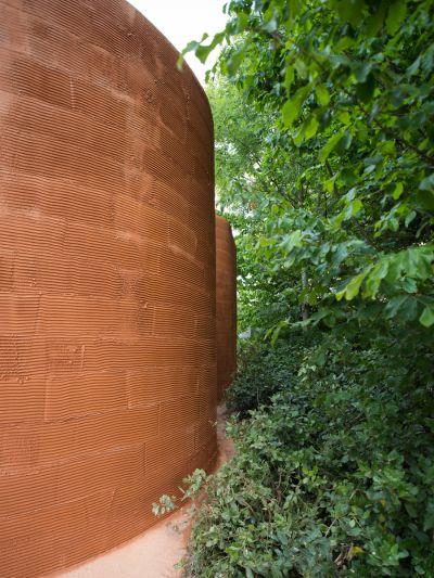 Bell Pavilion - Arch : Pezo von Ellrichshausen - Photo : Pezo von Ellrichshausen, Marc Domage