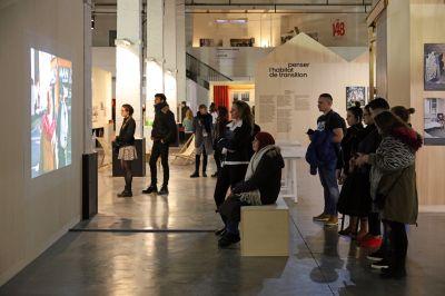 Exposition Habitarium, à la Condition Publique de Roubaix jusqu'au 8 juillet 2018 - Photo : Maxime Dufour