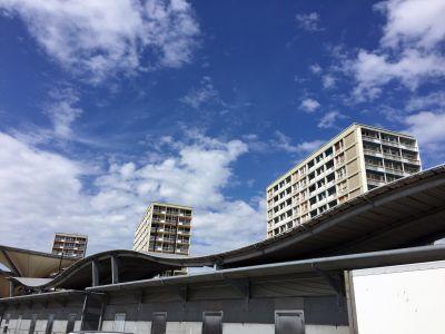"""Les """"Buildings"""" de Boulogne-sur-Mer - Arch. Pierre Vivien - Photo : David Abittan"""