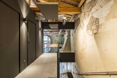 Domaine de Biar - Arch. Brengues Le Pavec architectes - Photo : RBrengues Photos