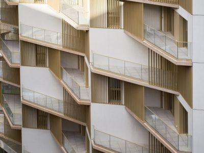 Origami XXL - Fresh Architectures - Photo : David Foessel
