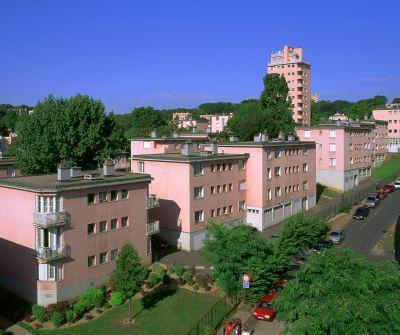 Cité-jardin de la Butte-Rouge à Châtenay-Malabry © Luc Boegly