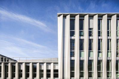 Palais de Justice - Arch. ANMA - Photo : Sergio Grazia