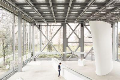 Junya Ishigami, Freeing Architecture © Giovanni Emilio Galanello
