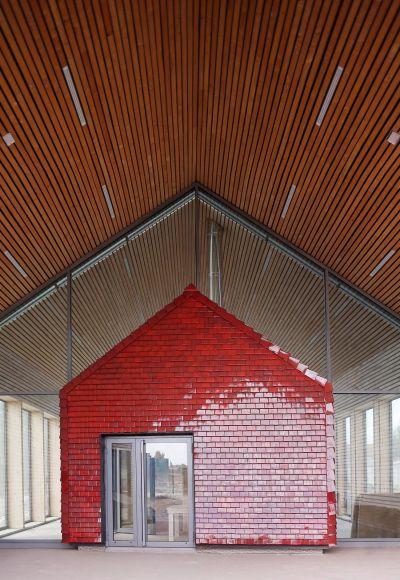 Cité des Électriciens - Arch. Atelier d'Architecture Philippe Prost
