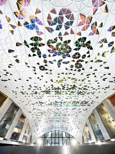 Printemps Haussmann - Arch. Uufie - Photo : Michel Denance, Printemps