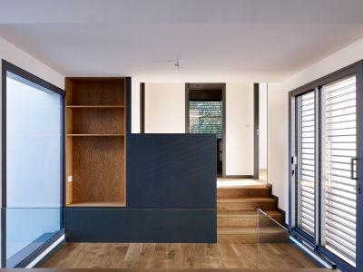Maison W à Saint-Didier-au-Mont-d'Or - Arch. Kilinc Architecture - Photos : Kévin Dolmaire