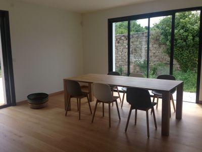 Maison CZ à Loctudy - Arch. Atelier du Pichery - Photos : Hervé Troprès