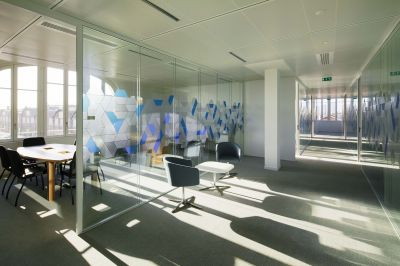 Site fiduciaire de la Banque de France à La Courneuve - Arch. Jean-Paul Viguier et Associés - Photos : Takuji Shimmura
