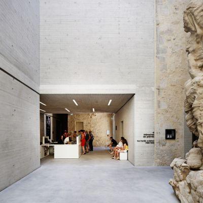 Musée de Lodève - Arch. Projectiles - Photo : Vincent Fillon