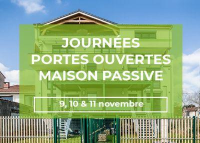 Les Journées Portes Ouvertes des Maisons Passives édition 2018 - DR
