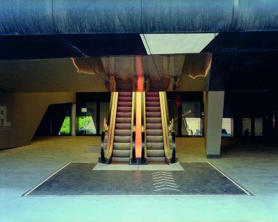 Entrée du Vaisseau par Jean Nouvel (DR) - © Raymond Depardon