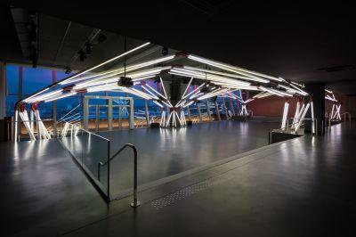 Terminal 7 - Arch. Estudio Guto Requena - Photo : Pierre L'Excellent