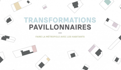 Transformations pavillonnaires, une exposition du Pavillon de l'Arsenal - Photo : Pavillon de l'Arsenal, Paris.