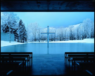 Église sur l'eau, 1988 - Photo : Yoshio Shiratori - Centre Pompidou