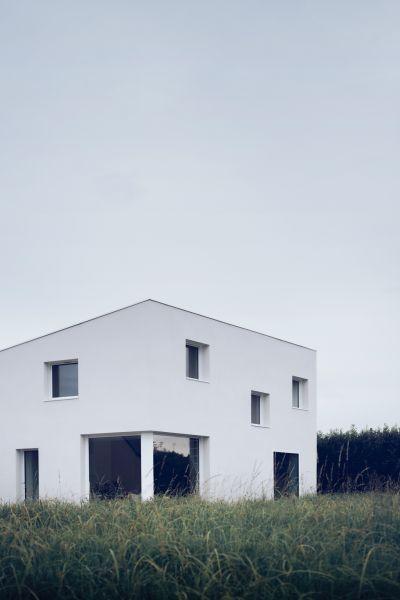 House for a Photographer - Arch. Studio Razavi Architecture - Photo : Simone Bossi