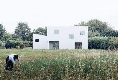 House for a Photographer - Arch. Studio Razavi Architecture - Photo : Simone Bossi