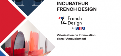 L'incubateur French Design expose les réalisations de duo designers de la 2ème promotion incubée. - Image : French Design