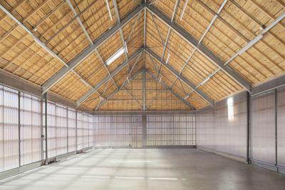 Atelier municipal - Arch. Atelier 56S - Photo : Jeremias Gonzalez