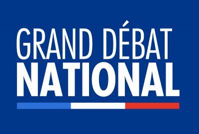 Le grand débat national invite chacun à s'exprimer jusqu'au 15 mars 2019 - Image : marly57.fr