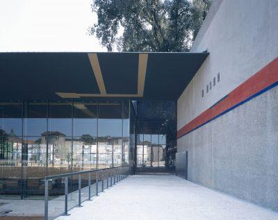 Site Musée Gallo-romain Vesunna - Arch. Jean Nouvel - Photo : Philippe Ruault