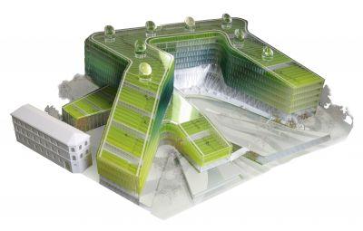 L'agence XTU s'expose au Centre Pompidou - Image : DR via Centre Pompidou