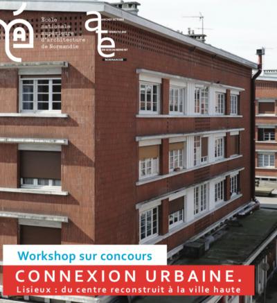 Le centre-ville reconstruit, Robert Camelot architecte - Image : École nationale supérieure d'architecture de Normandie