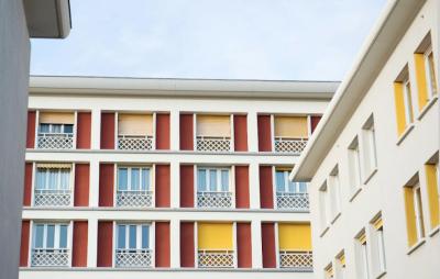 Immeuble de l'avenue Foch au Havre - Crédit photo : Hike Maunder / OTAH via unesco.lehavre.fr