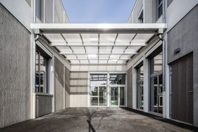 Maison de l'Enfance - Arch. Y.Architectes - Photo : Brice Robert