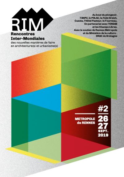 La 2ème édition des Rencontres Inter-Mondiales - Image : RIM