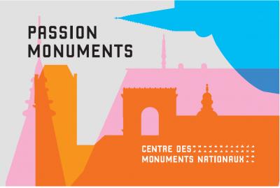 Passion Monuments, le nouvel abonnement du CMN © Centre des monuments nationaux