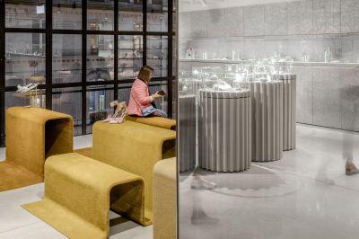 Galeries Lafayette - Arch. Bjarke Ingels Group - Photo : Salem Mostefaoui
