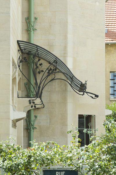 Villa Majorelle - Arch. Henri Sauvage © S. Levaillant