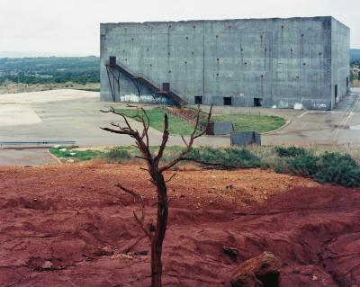 Stadium de Vitrolles, 2004 © Valerie Jouve