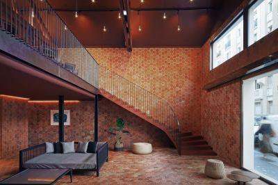 Restaurant Maison - Arch. Atelier Tsuyoshi Tane Architects © Takuji Shimmura
