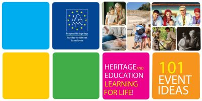 Thème des journées européennes du patrimoine 2020 : patrimoine et éducation - Apprendre pour la vie ! © Conseil de l'Europe