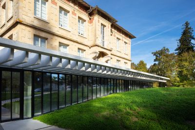 Repos maternel - Arch. Marjan Hessamfar & Joe Vérons architectes associés © Arthur Pequin et Philippe Caumes