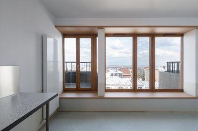 Ensemble de logements - Arch. CANAL architecture © Pierre L'Excellent, Olivier Wogenscky, et Andrea Montano