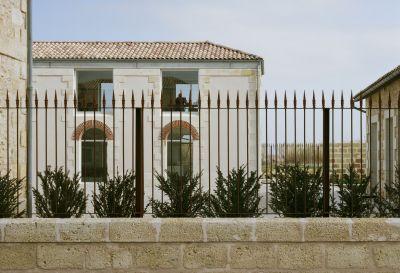 Reconversion des abattoirs de Pauillac - Arch. Sapiens Architectes © Cyrille Weiner