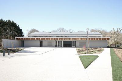 Salle polyvalente de Ciboure - Arch. V2S architectes © V2S architectes