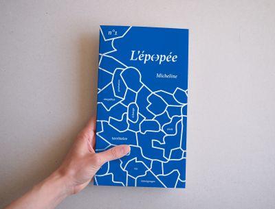 Couverture de L'épopée © L'épopée