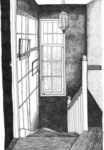 G Bazin _ Lumière © La Galerie d'architecture