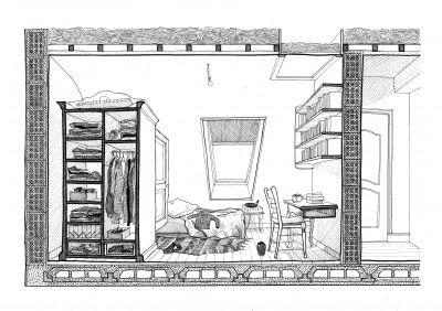 Théophile Bianciotto © La Galerie d'architecture